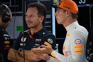 """Horner: """"Verstappen puede armar el equipo a su alrededor en Red Bull"""""""