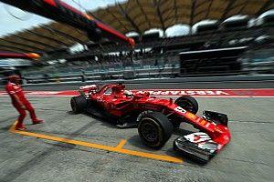Vettel gunakan mesin baru pada kualifikasi GP Malaysia