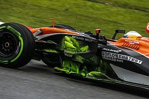 McLaren's aero upgrade delivering as expected
