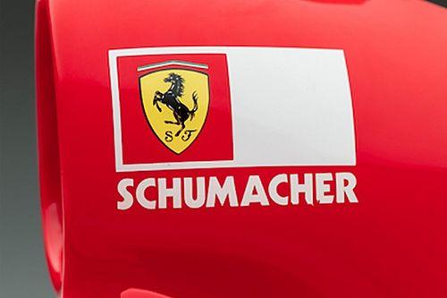 Schumacher 2001-es autója rekordösszeget ér: 7.5 millió dollár