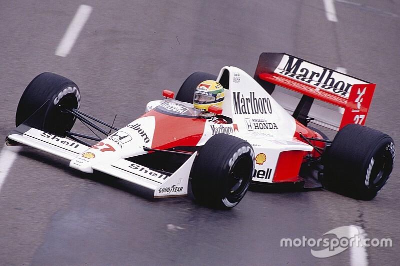 Toutes les McLaren de l'Histoire de la F1