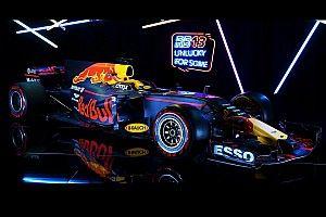 Red Bull luncurkan mobil penantang F1 2017