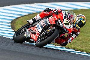 WorldSBK Australia: Ducati mendominasi FP1
