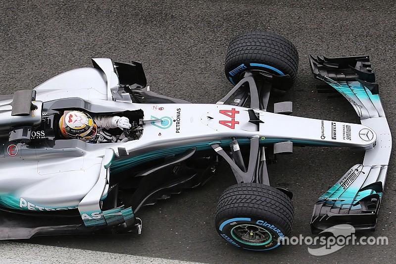 """Hamilton - """"La voiture techniquement la plus avancée en F1"""""""