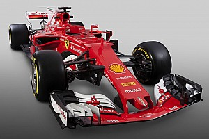 Video: La nueva decoración del Ferrari SF70-H