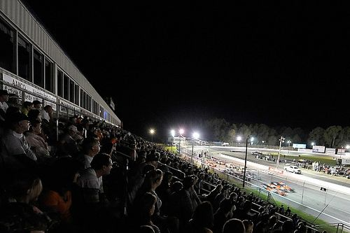 NASCAR Touring & Weekly Notebook - Gilliland enjoys hot start