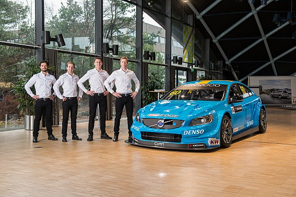 WTCC Breaking news Volvo adds Catsburg, Girolami to WTCC roster