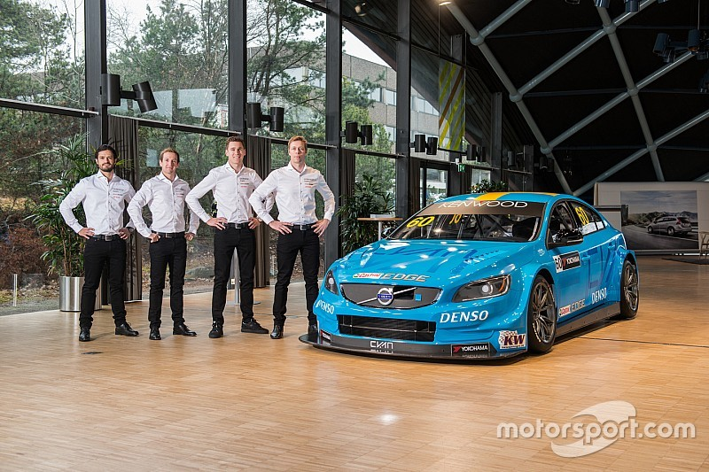 Volvo adds Catsburg, Girolami to WTCC roster