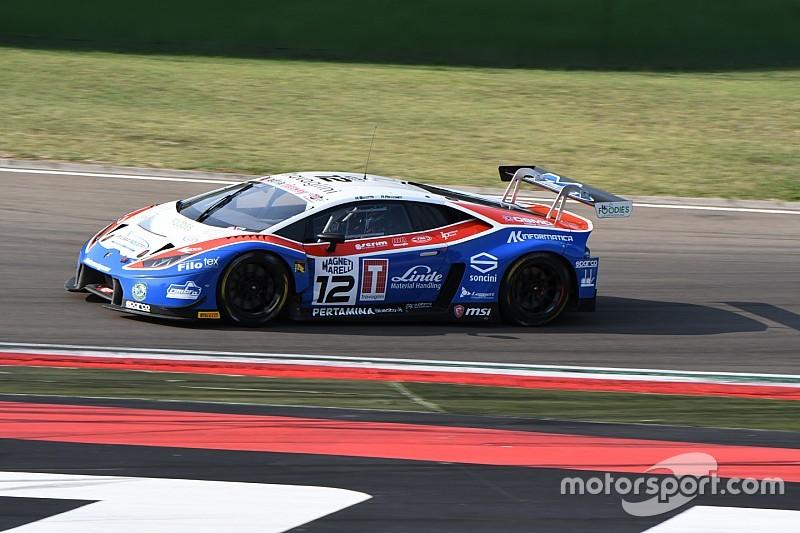 Super GT3-GT3: Beretta e Frassineti si impongono ad Imola in Gara 1