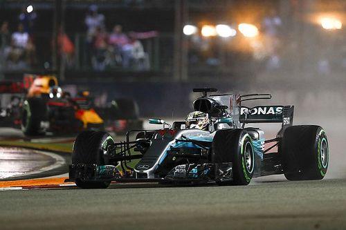 Avoir le crash de Senna à Monaco à l'esprit a aidé Hamilton