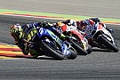 """Lorenzo en Marquez lovend over sensationele comeback Rossi: """"Indrukwekkend"""""""