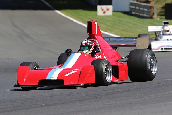 Vintage Breaking news Formula 5000 cars return to Castle Combe