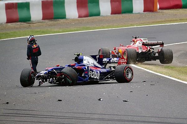 Sainz admite que não tem explicação para acidente no TL1