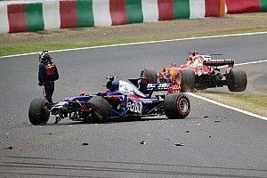 Sainz admits he has no explanation for FP1 crash