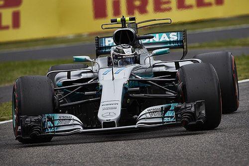 Formel 1 2017 in Mexiko: Low-Grip-Spezialist Valtteri Bottas fährt Bestzeit