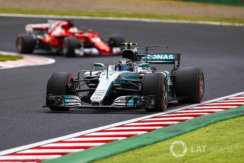 Formel 1 2017 in Suzuka: Das Trainingsergebnis in Bildern