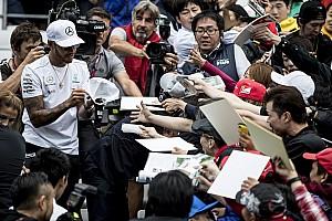 Formula 1 I più cliccati Fotogallery: il tifo di Suzuka per i piloti di Formula 1