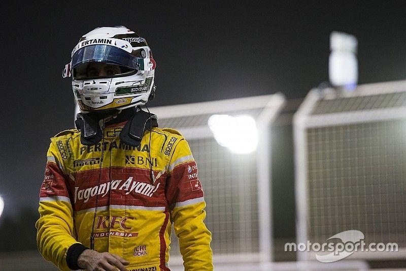 Giovinazzi, Marciello, Cecotto named in GP2 test entry list