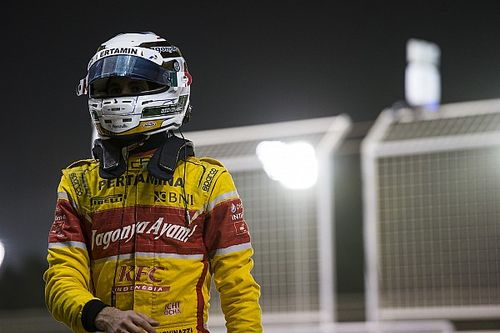 Giovinazzi, Marciello, Cecotto named in GP2 test entry list