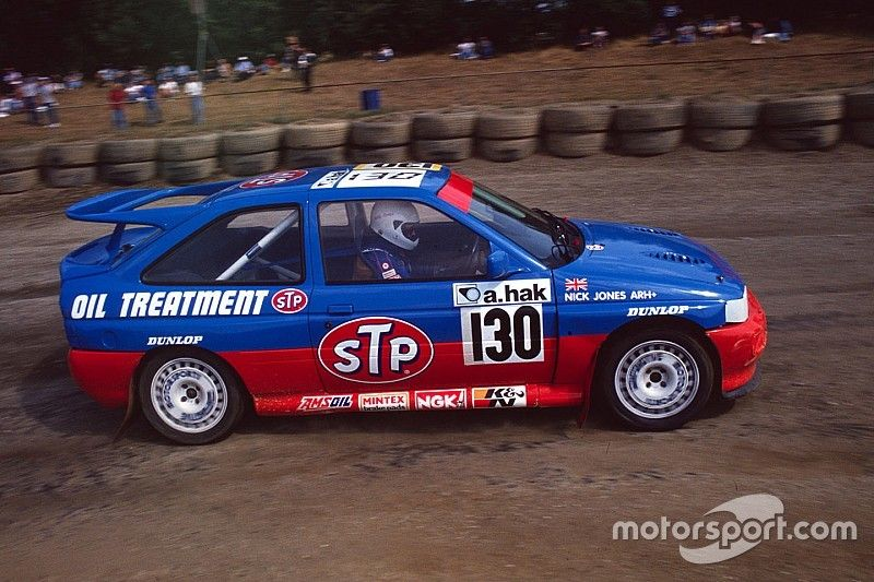 Nick Jones to make World Rallycross debut in Argentina