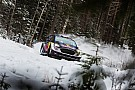 WRC Sweden spin one of my