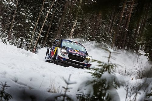 "Sweden spin one of my ""stupidest mistakes"" - Ogier"