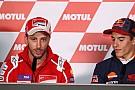 MotoGP Tidak diunggulkan, Dovizioso santai hadapi Marquez