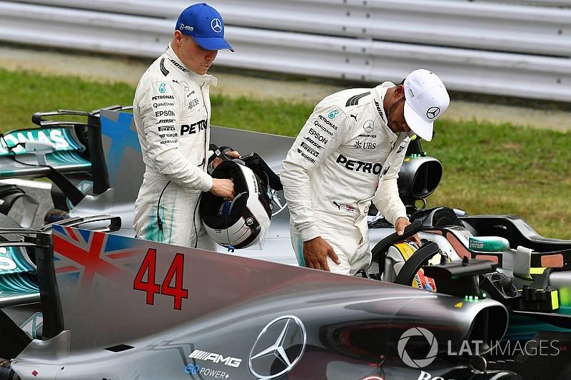 Rosberg: nem volt helyes, hogy Bottas a nyilvánosság előtt vallott