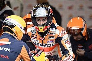 Marquez: Pengalaman ban slick lebih penting dari pole