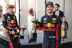"Webber a Ricciardo: ""Vuoi potere contrattuale? Batti Verstappen!"""