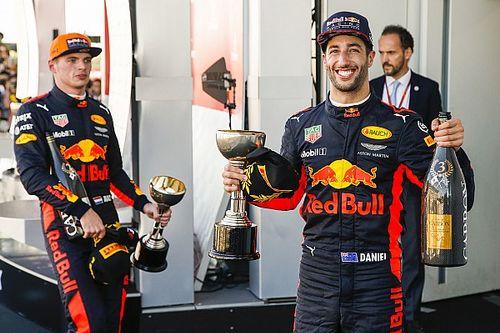 Ricciardo, Verstappen ile ilgili bilmediğimiz bir şey söyledi