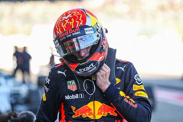 Formula 1 Breaking news Verstappen extends Red Bull deal to 2020