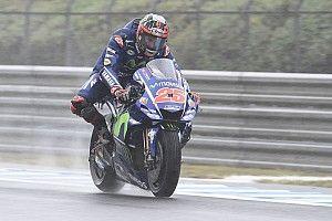 Vinales: Yamaha semakin buruk di lintasan basah