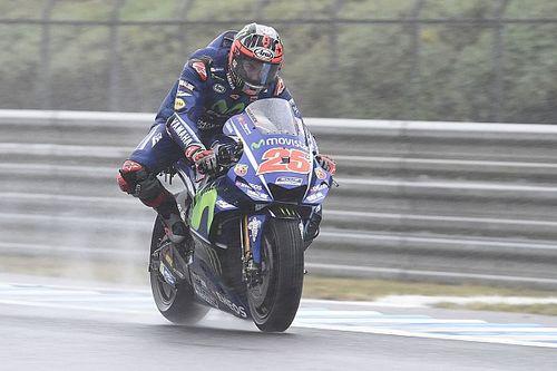 Виньялес объяснил провал в квалификации поведением мотоцикла
