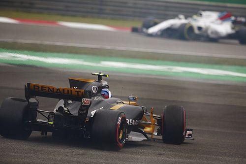 """""""Solide potentiel"""" mais week-end """"frustrant"""" pour Renault"""