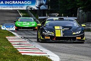 I test di Monza aprono la stagione del Lamborghini Super Trofeo Europa
