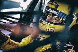 Tom Coronel op Spa aan de start van TCR International Series