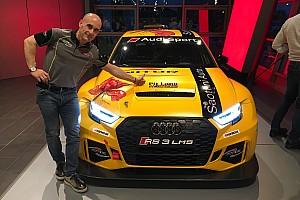 CIT Ultime notizie Max Mugelli con l'Audi RS3 LMS di Pit Lane Competizioni nel TCR Italy