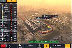 Симрейсинг Новость Motorsport Manager 2 выйдет на мобильных устройствах 13 июля