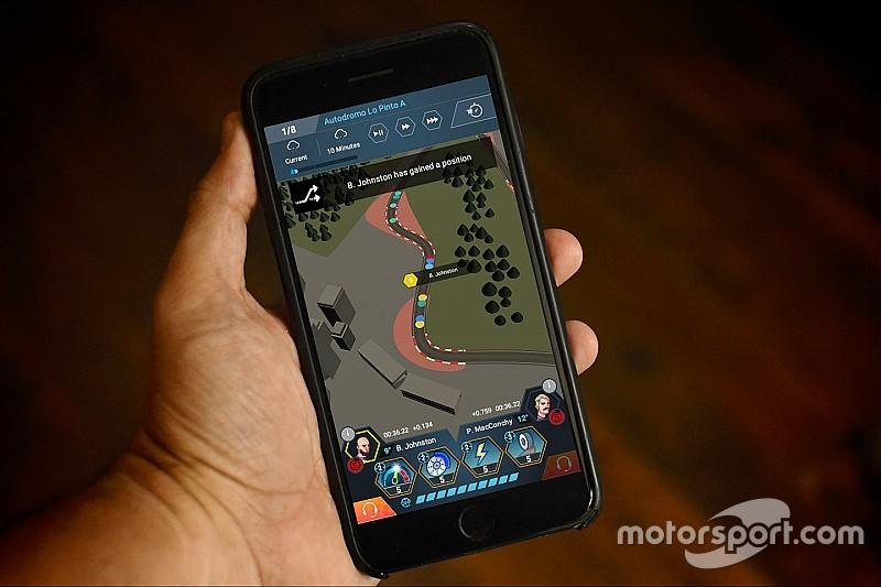 Игровое подразделение Motorsport Network выпустило гоночный менеджер