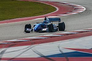 Formula V8 3.5 Reporte de la carrera Orudzhev gana en la dramática segunda carrera de las V8 3.5 en Austin
