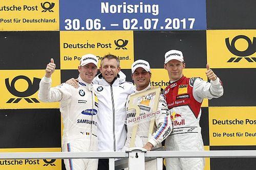 DTM 2017: Gesamtwertung nach dem 8. von 18 DTM-Saisonrennen