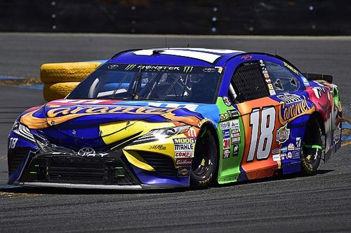 Nach NASCAR-Rennen in Sonoma: Erneut harte Strafe gegen Kyle Busch