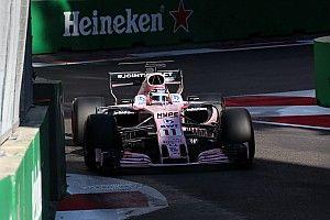 Nach F1-Crash in Baku: Sergio Perez fordert Umdenken von Esteban Ocon