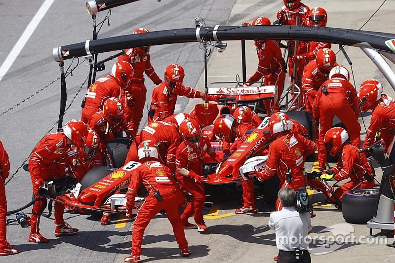 Ferrari giù dal podio, ma il vero potenziale non si è visto