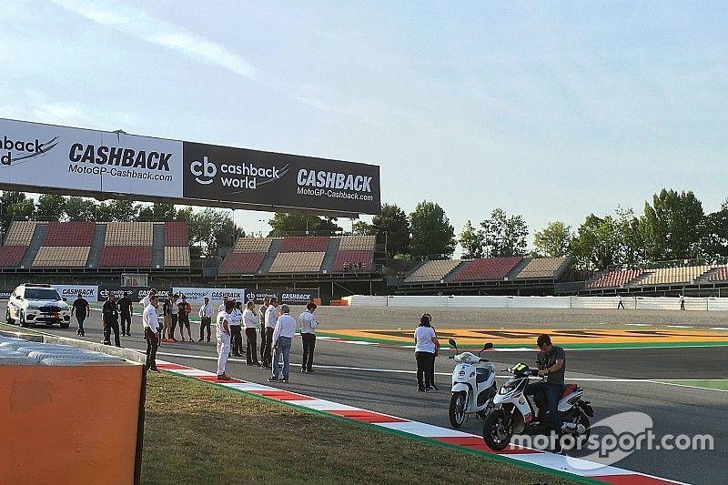 Le circuit de Barcelone entreprend des travaux