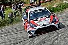 WRC Lappi elogia la Yaris: