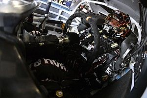 Truex wins hectic first stage at Martinsville