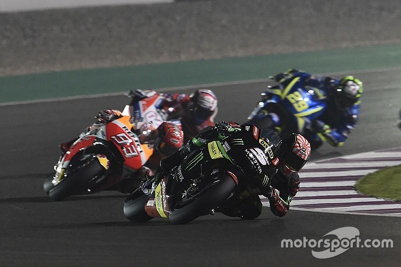 Зарко побачив у Квартараро зіркового дебютанта MotoGP