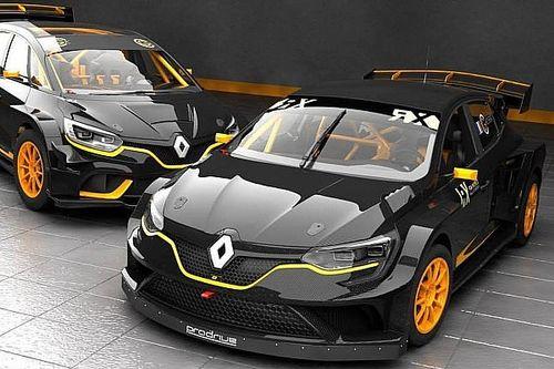 Un Renault Scénic Rallycross peut-il voir le jour?